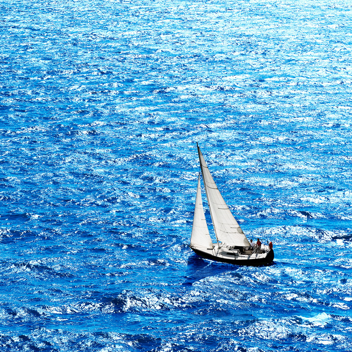 Sail On The Caribbean Sea