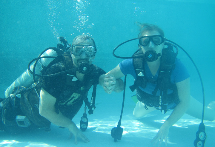 Contribution to SCUBA Diving Adventures