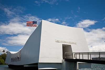 Pearl Harbor/Arizona Memorial Excursion (operated by Discover Hawaii tour #1)