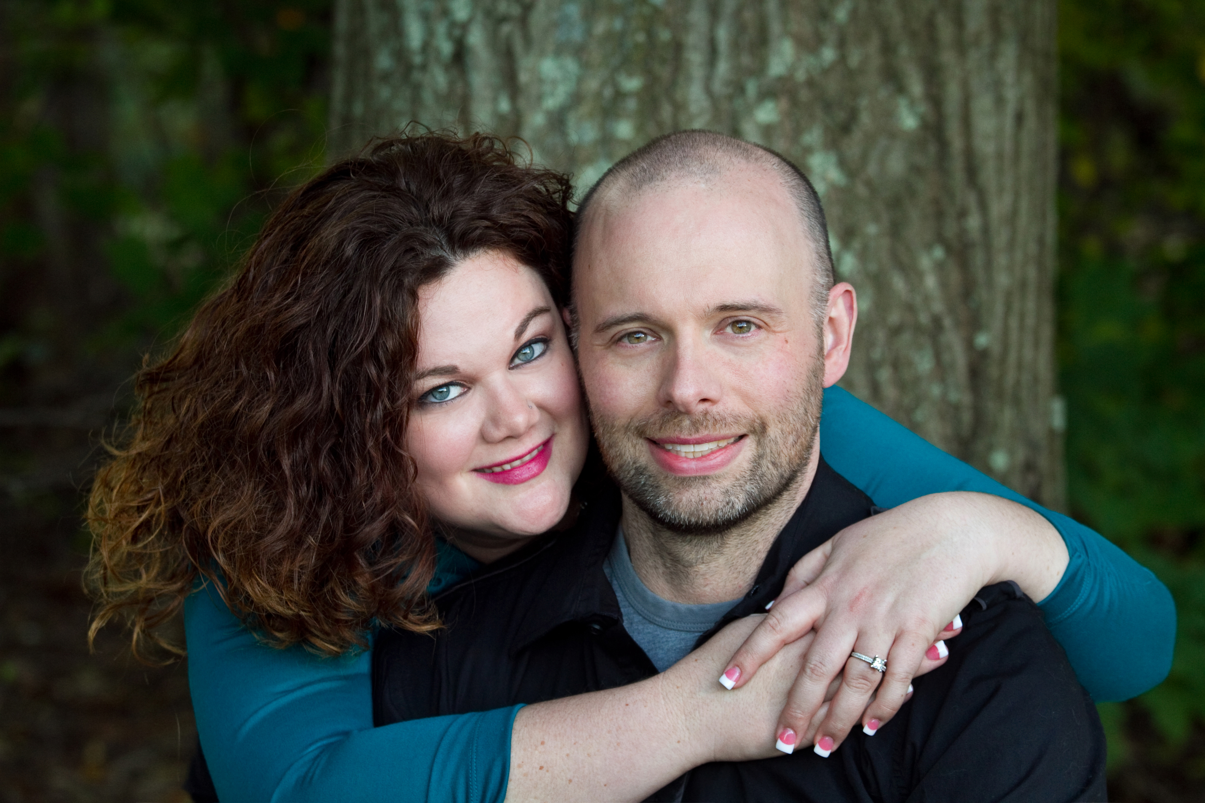 Heather Cervino and Charles Kemmerer